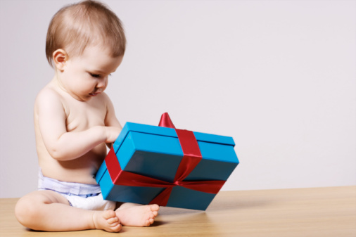 Baby Opening Gift